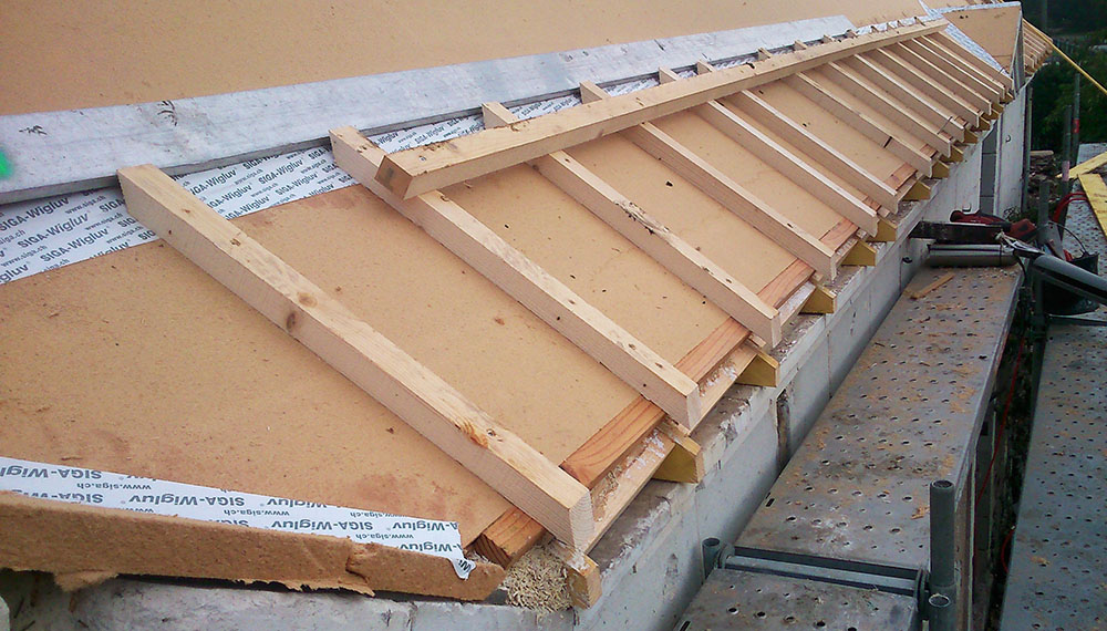 Ventilation sous toiture, toujours - Rénovation Energétique