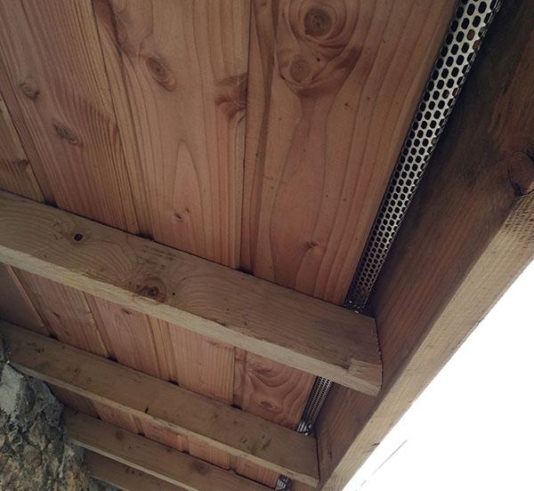 ventilation de sous face - Rénovation Energétique